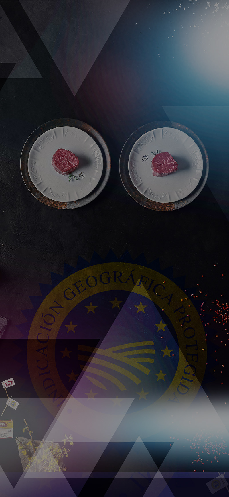 Banner Open your Eyes - PGI Ternera de Aliste