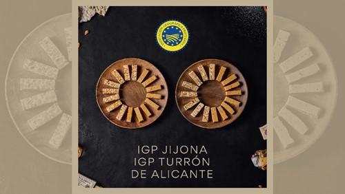 IGP Jijona e IGP Turrón de Alicante, el sabor auténtico de la Navidad